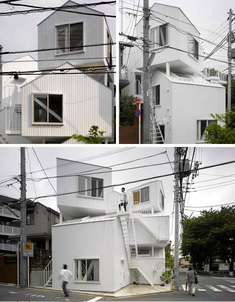stacking in style new trend puts houses on houses urbanist