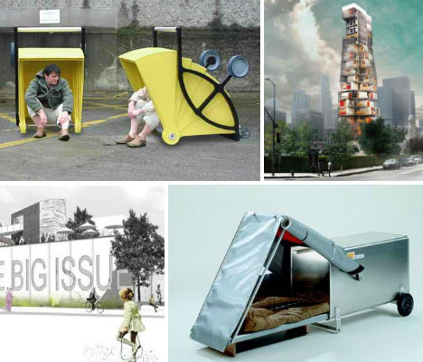Housing for the Homeless: 14 Smart & Sensitive Solutions