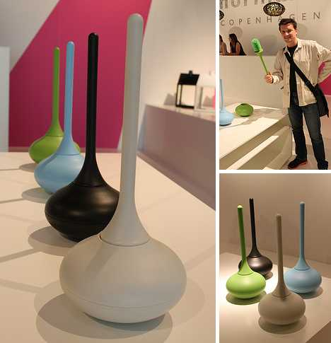 Hip Potty Musts 15 Concept Designer Toilet Brushes Urbanist