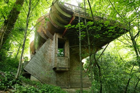 If Frank Lloyd Wrights Falling Water Were A Tree House Urbanist