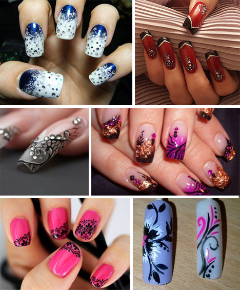 Nail design maker online albui for fashionably fun 41 examples of insane fingernail art nail design maker prinsesfo Image collections