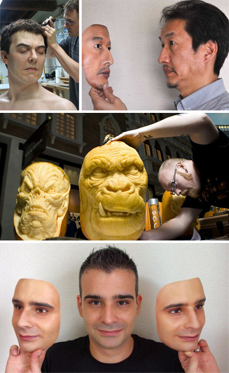 Face to Face: 29 Explorations In Face Art