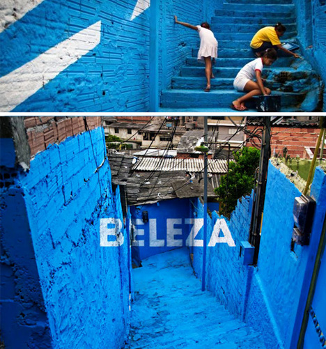 3D Floating Graffiti: Brilliant Interactive Alleyway Art Illusions