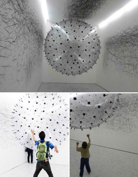 Surreal Art Spaces 15 Stunning Gallery Transformations