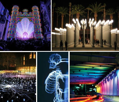 light might just be the most captivating art medium of all capturing our attention and transforming spaces in a way that paint cant - Captivating Light Installation Artists