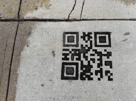 Qr Hobo Codes Secret Symbol Stencils For Digital Nomads Urbanist