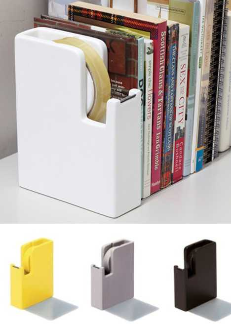 Hot & Sticky: 15 Concept Adhesive Tape Dispensers