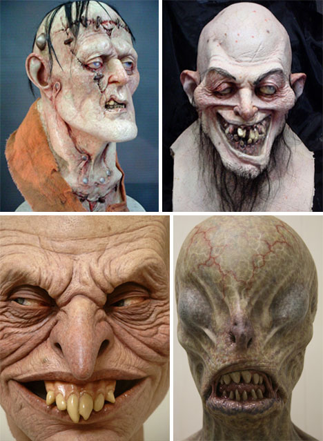 Welcome To Hell: 22 Grisly And Terrifying Sculptures