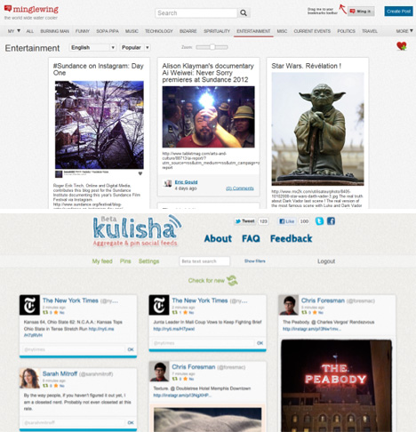 Pinterest Clonesplosion! 18 Suspiciously Similar Sites