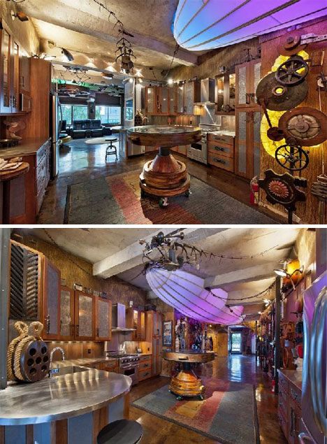 Dive! Dive! Dive! 16 Incredible Submarine themed Rooms