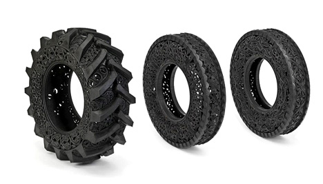 Don't Burn Rubber: Hand Carved, Recycled Tire Art