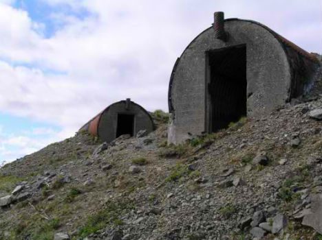 Remote and Abandoned: The Decaying Dutch Harbor Bunkers