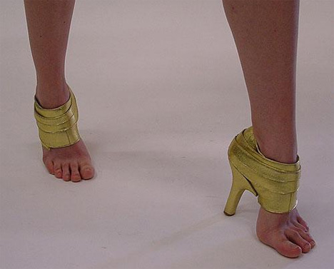 Infamous Footwear: 20 Pairs of 'Fashion Backward' Shoes