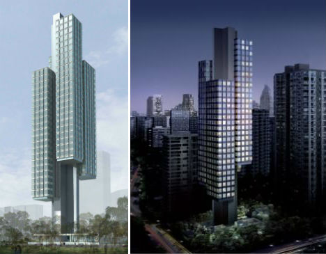 Conceptual Construction: 14 Improbable Tower Designs