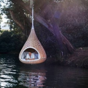 Swing Amp Nest Rests Dynamic Duo Of Outdoor Lounging Urbanist