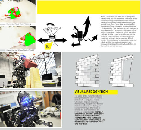 Robot Workshop: Contest Winners Envision Futuristic Innovation Space