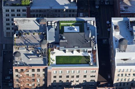 The Fifth Facade: A Peek Inside NYC's Hidden Rooftop World
