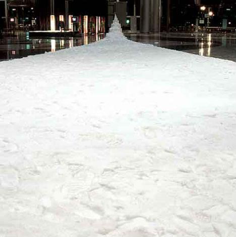 Salt Sculptures: 12 Stunning Artworks by Motoi Yamamoto