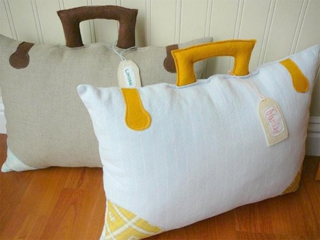 No Mere Puff Pieces: 30 Clever Cushions & Crafty Pillows