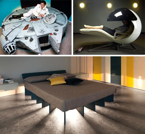 Wake Up 20 Insanely Creative Beds Worth Sleeping On