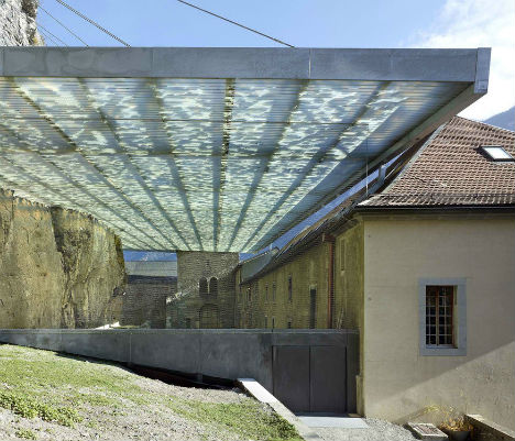 Creative Coverage: New Roof Preserves Archaeological Ruins