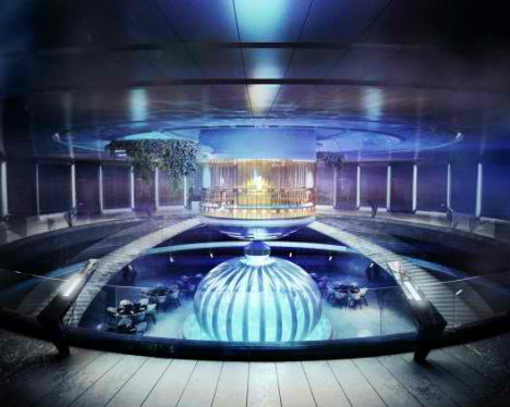 Incredible 10 new images of dubai underwater hotel design for The largest hotel in dubai