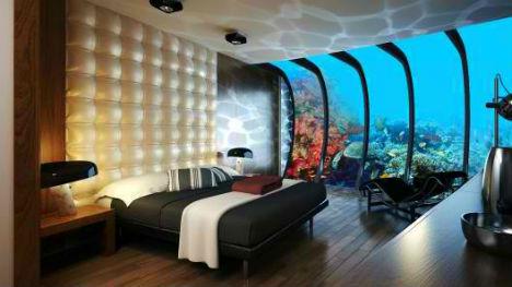 Incredible 10 New of Dubai Underwater Hotel Design