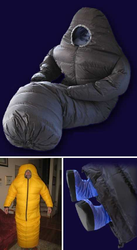 Sleeping Bag Jacket