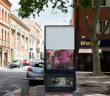 Tired of seeing advertisements plastered all over city surfaces, from billboards to bus stops? French artist The Wa has a simple solution: pull down the ...