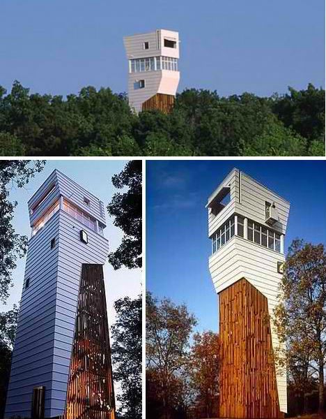 Fire Inspired 14 Converted New Lookout Tower Homes Urbanist
