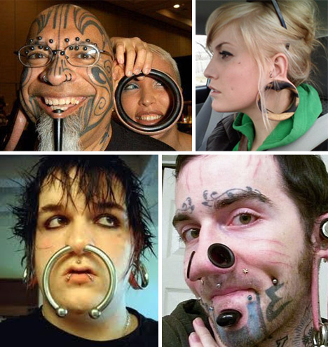 Body Piercing And Modification: 17 Extreme Mods | Urbanist