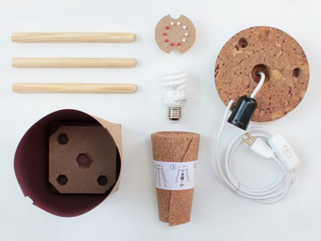 The Lamp Comes In A Very Small Package, In Pieces That Are Extremely Easy  To Fit Together. The Actual Assembly Of The Lamp Takes No More Than A Few  Minutes ...