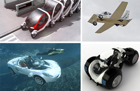 Future Shocks Incredible Concept Cars Cool Prototypes Urbanist - Cool cars in the future