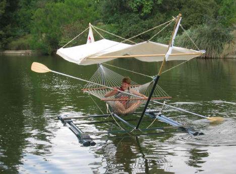 Boat Hammock