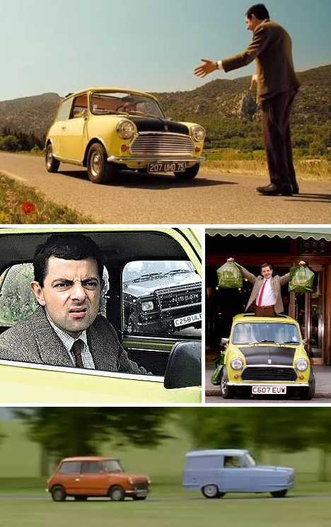 Screen Bean Machines 10 Classic Tv And Movie Minis Urbanist