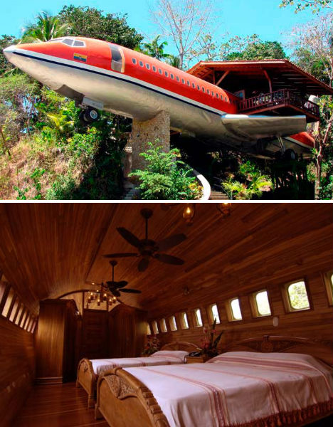 13 Crazy Air, Sea & Land Vehicle-to-House Conversions   Urbanist