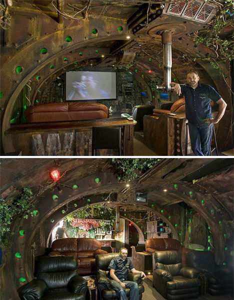 13 Crazy Air Sea Amp Land Vehicle To House Conversions