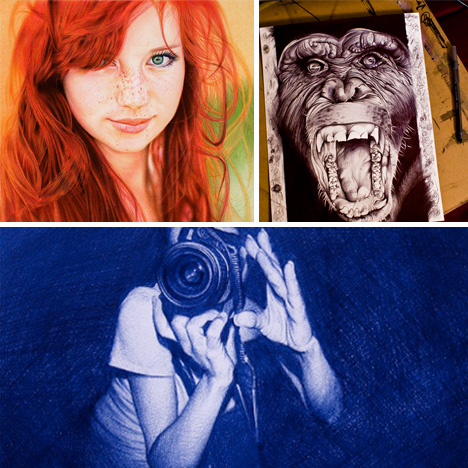 Ballpoint Pen Artwork Ballpoint Pen Artworks |
