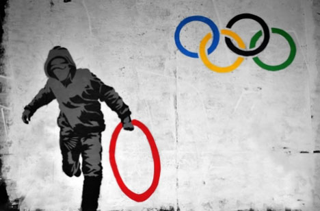 how to work for the olympics