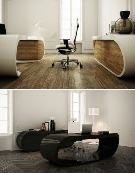 Double-Duty Desks: 14 Adaptable Office Furniture Designs | Urbanist