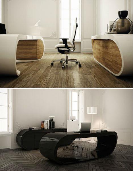 Curved office desk furniture Counter Goggle Sophisticated Curved Office Desk Hertz Furniture Doubleduty Desks 14 Adaptable Office Furniture Designs Urbanist