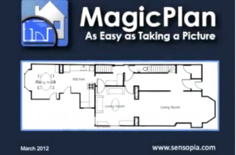 Magic Plan App Makes Amazing Automatic Floor Plans – Create A Home Floor Plan