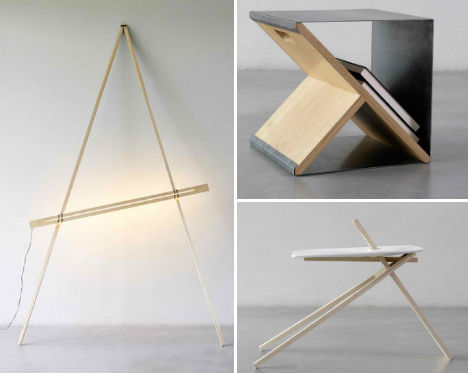 FlatPack Furniture 48 Modern Designs From Noon Studio Urbanist Best Furniture Design Studios