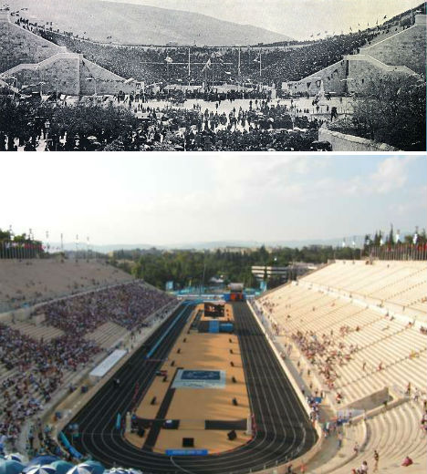 Gold Metal Architecture: Olympic Stadiums, 1896 – 2012 | Urbanist