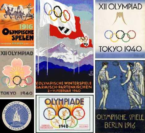 first modern olympics