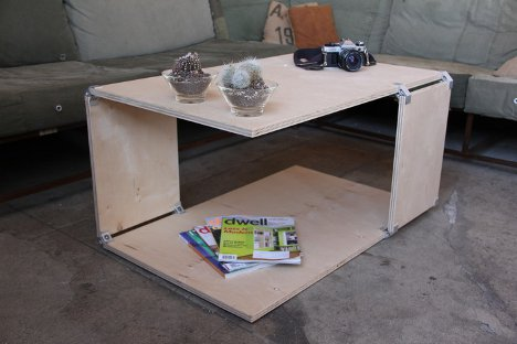 Simple Brackets Make DIY Furniture Dreams Come True Urbanist