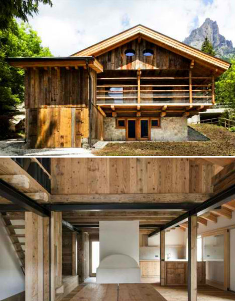 Rustic Ruins To Modern Residences 3 Barn Renovations