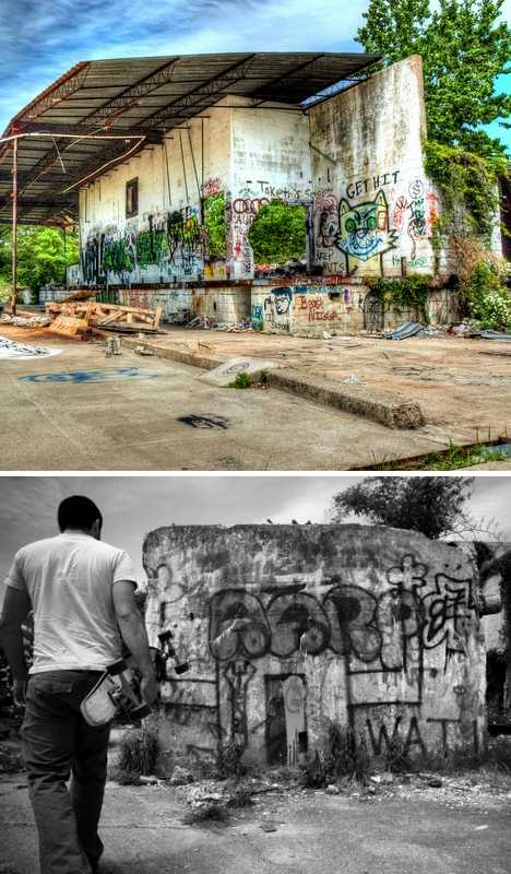 Boarded Up: 15 Rad & Gnarly Abandoned Skate Parks | Urbanist