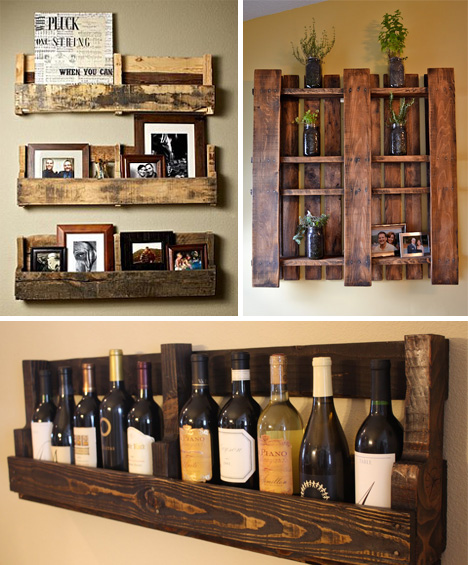 What Are Pallets 19 DIY Creations That Really Stack Up