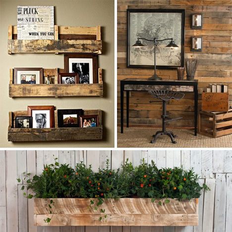 What are pallets 19 diy creations that really stack up for Diy pallet home decor